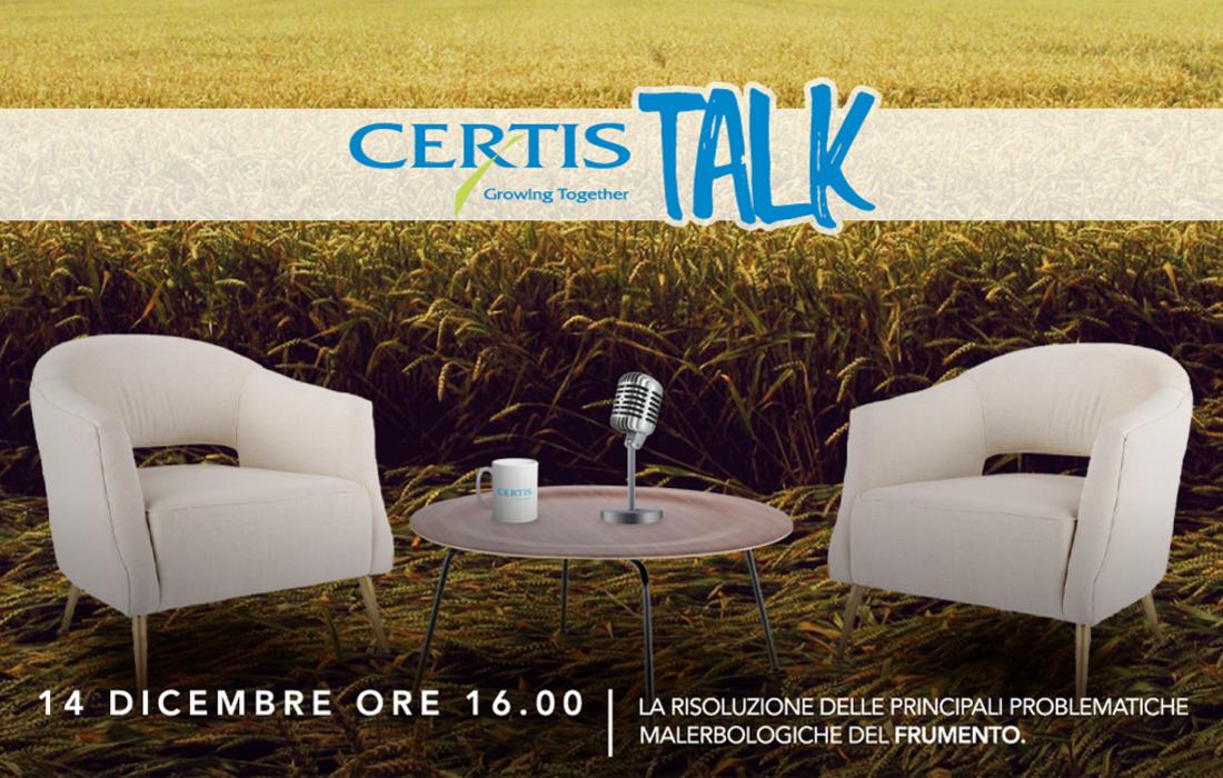 CERTIS TALK